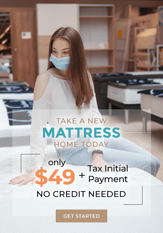 no credit needed mattress